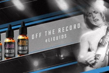 Off the Record E-Liquid