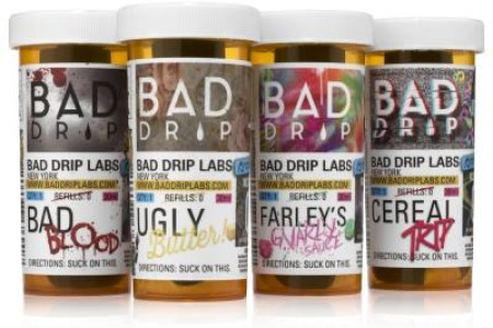 Bad Drip Labs E-Liquid