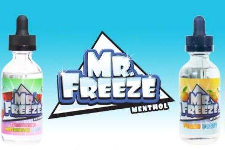 Mr Freeze E-Liquid