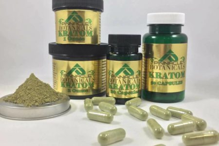 Pinnacle Kratom
